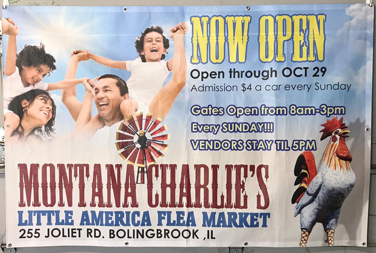 Montana Charlies Banner 4x6